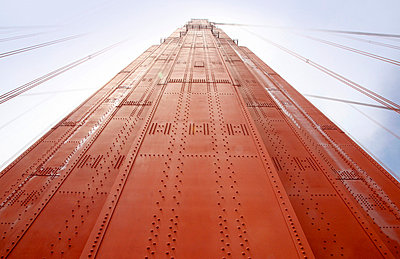 Part of The Golden Gate Bridge - p4429306 by Natasha Paterson