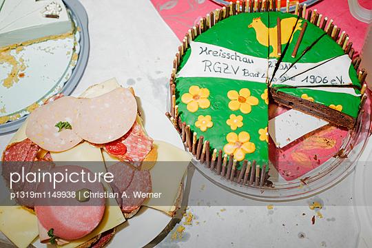 Buffet, Geflügelzuchtverein - p1319m1149938 von Christian A. Werner