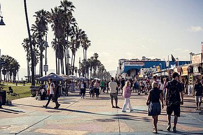 Venice Beach, California - p1084m857940 by Operation XZ