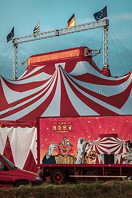 The circus - p1245m1148705 by Catherine Minala
