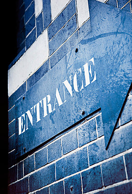 A entrance sign. - p312m672782 by Bruno Ehrs
