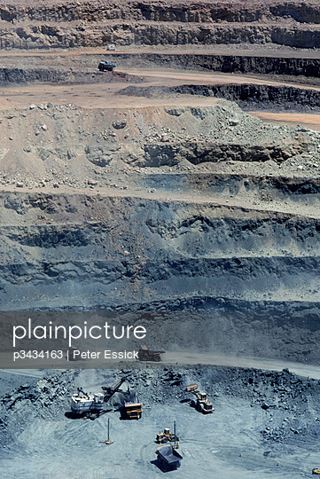 Diamantmine - p3434163 von Peter Essick photography
