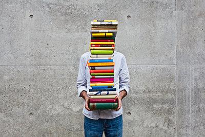 Book worm - p1078m2288671 by Frauke Thielking