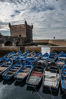 Fishing harbour of Essouira - p1243m1516477 by Archer
