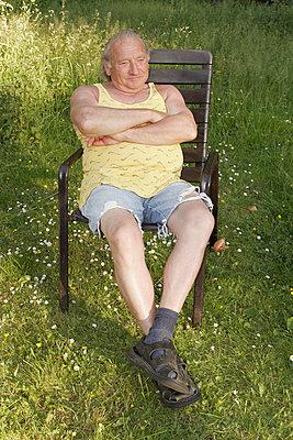 Im Garten - p1650462 von Andrea Schoenrock
