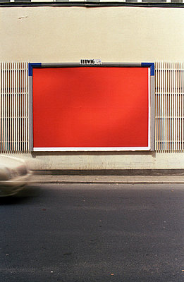 Werbelücke - p0671068 von Thomas Grimm