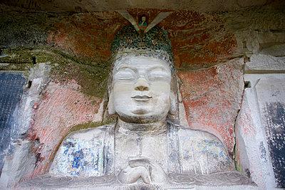Buddha of Great Sunlight - p871m873368 by Tim Graham