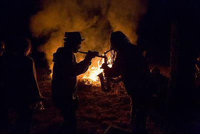 Cowboyfest - p948m1510843 von Sibylle Pietrek