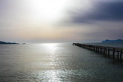 Majorca Sunrise - p1082m1589791 by Daniel Allan