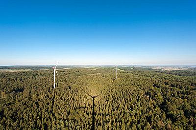 Waldwindpark Zöschingen V - p1079m880475 von Ulrich Mertens
