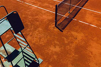 Tennisplatz - p1088m1147249 von Martin Benner