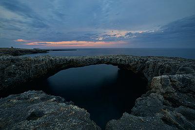 Italy, Grotta di Sella - p1399m2217350 by Daniel Hischer