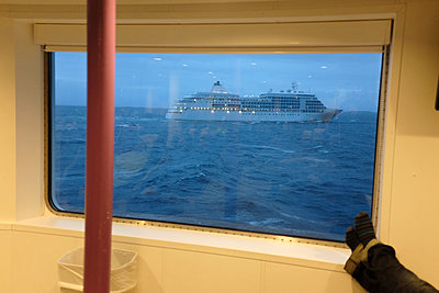 View of cruise ship - p236m1332810 by tranquillium