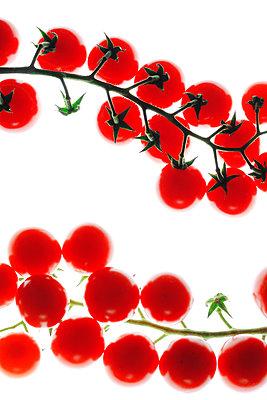 Kirschtomaten - p450m1052010 von Hanka Steidle