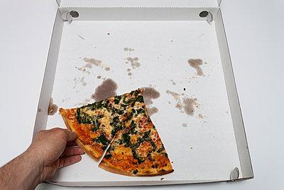 Pizza vom Pizza-Service - p105m902749 von André Schuster