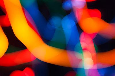 Light trails - p867m1007853 by Thomas Degen