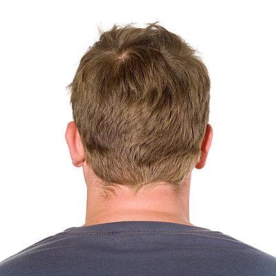 Mann frisur hinterkopf Die richtige