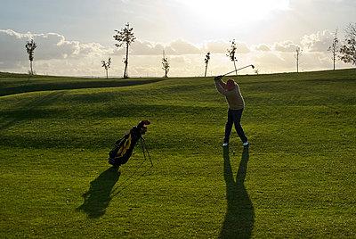 Golf - p3050188 von Dirk Morla