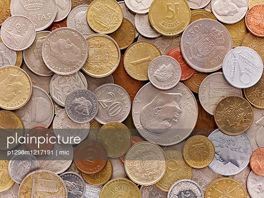 Münzen  - p1298m1217191 von mic