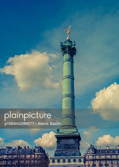 Paris, Bastille district - p1654m2289077 by Alexis Bastin