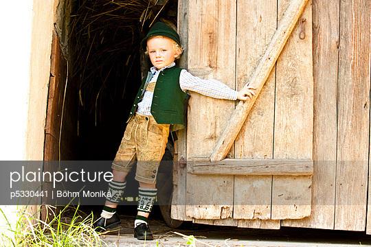 Kindheit auf dem Land - p5330441 von Böhm Monika