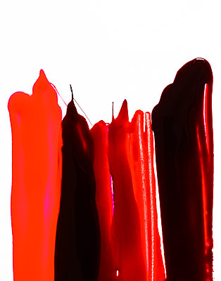 Lip-gloss - p1397m2054710 by David Prince