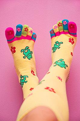 Lustige Socken - p5770066 von Mihaela Ninic
