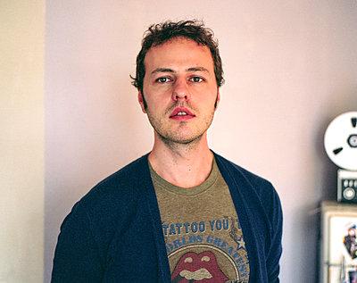 Portrait of young man - p1118m1540283 by Tarik Yaici