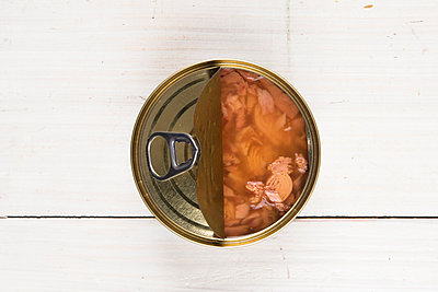 Canned tuna - p300m1052996f by visual2020vision
