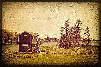 Nova Scotia - p470m1110900 by Ingrid Michel