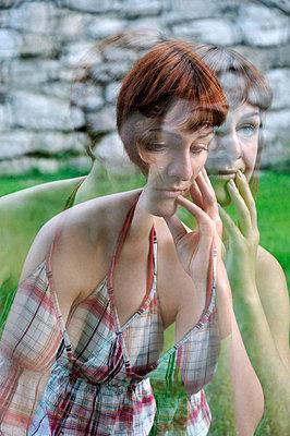 Selbstreflexion - p5770383 von Mihaela Ninic