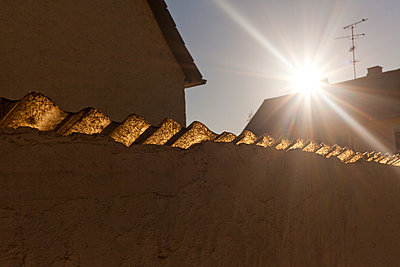Dachkante - p1271m1159794 von Maurice Kohl
