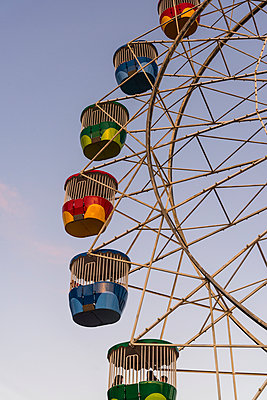 Ferris Wheel in Luna Park - p1170m1044349 by Bjanka Kadic
