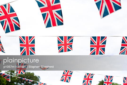 Union Jack - p1057m1161661 von Stephen Shepherd