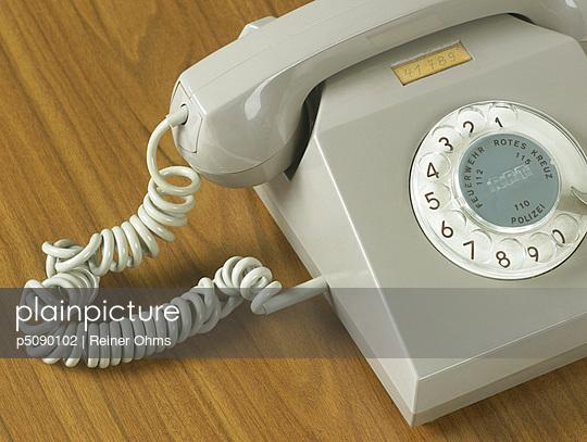 Omas Telefon - p5090102 von Reiner Ohms
