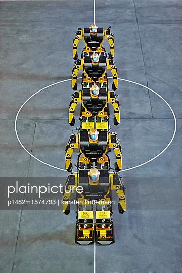 FIRA Robot World Cup - p1482m1574793 von karsten lindemann