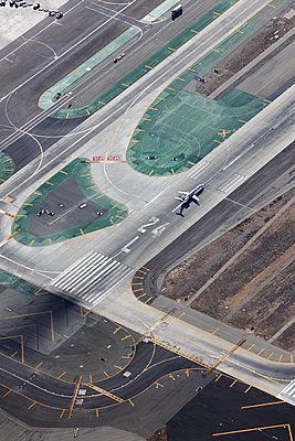 Airport runway - p1048m1058632 by Mark Wagner