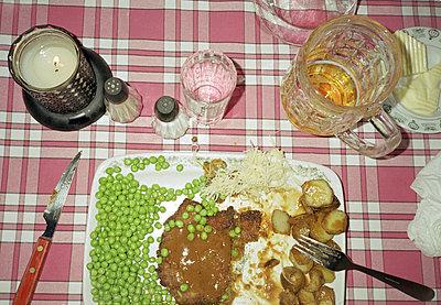 Meat n peas - p5670525 by Jesse Untracht-Oakner
