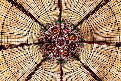 Fensterrosette - p9770004 von Sandrine Pic