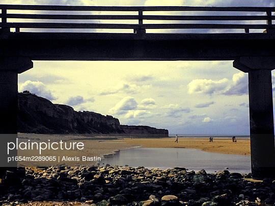 Vierville sur Mer, Omaha Beach - p1654m2289065 by Alexis Bastin
