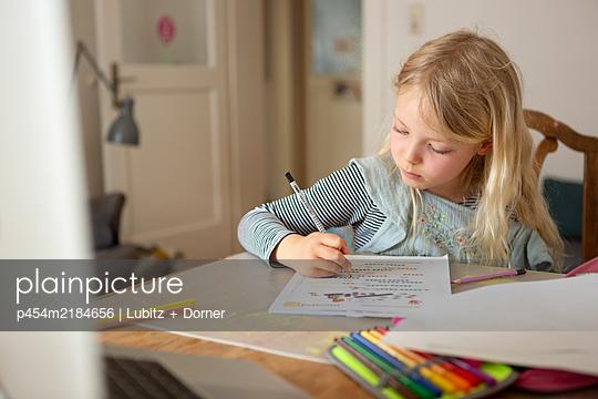 Doing homework - p454m2184656 by Lubitz + Dorner