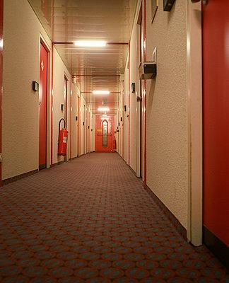 Hotelflur - p2600001 von Frank Dan Hofacker
