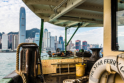 Star Ferry - p488m1528778 von Bias
