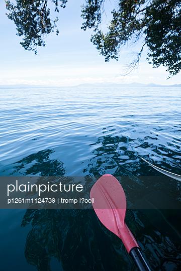 Lake Taupo - p1261m1124739 von tromp l'oeil