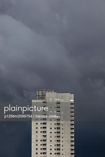 Rotterdam, Hochhaus - p1256m2099754 von Sandra Jordan