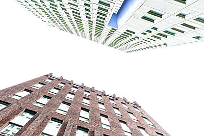 Two high rises  - p587m1155092 by Spitta + Hellwig