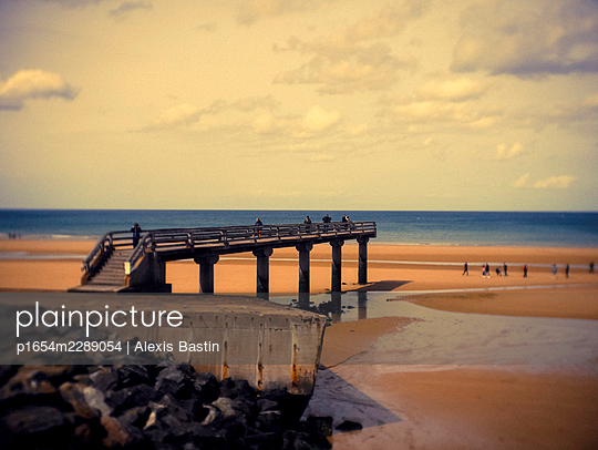Vierville sur Mer, Omaha Beach - p1654m2289054 by Alexis Bastin