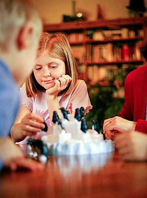 Spielende Kinder - p1197m1041198 von Stefan Bungert