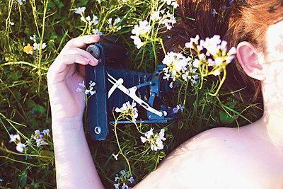 Flowers - p1507m2027728 by Emma Grann