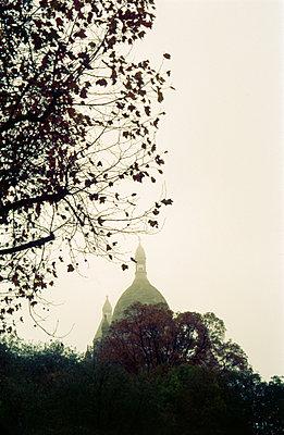 Sacre Coeur im Dunst - p171m1124246 von Rolau